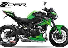Kawasaki Z25R. Perché la 250/4 naked potrebbe arrivare...
