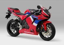 Honda CBR 600RR 2021: il video ufficiale