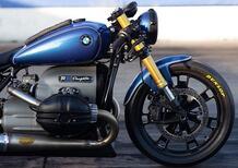 BMW presenta la R18 Dragster