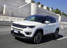 Prova Jeep Compass 2020: nuovo motore, trazione anteriore [video]