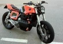 Le strane di Moto.it: BMW K100 Dirt Tracker