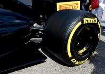 Nuovi pneumatici F1 2017: eccoli