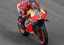 Il mistero del post cancellato da Bradl: in Honda HRC si pensa al rientro di Marc Marquez?