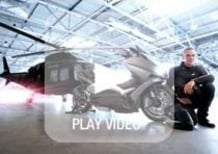 Yamaha TMAX Hyper Modified: un compressore per superare i 200km/h!