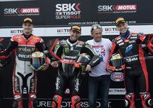 SBK 2016. GP del Regno Unito. Sykes conquista la Superpole a Donington