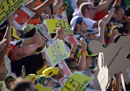 Le foto più emozionanti del GP di Misano