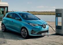 Renault Zoe: l'elettrica a buon mercato [video]