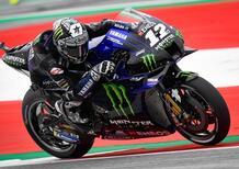 MotoGP 2020. Vinales si aggiudica le FP3 del GP di Austria