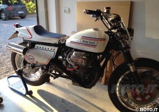 Le strane di Moto.it: Moto Guzzi V1000SP