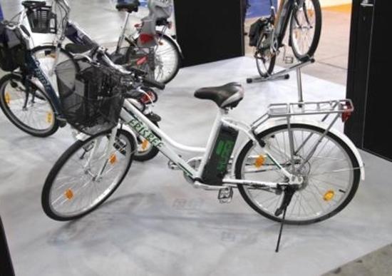 EICA 2012. Speciale bici elettriche: la grande corsa