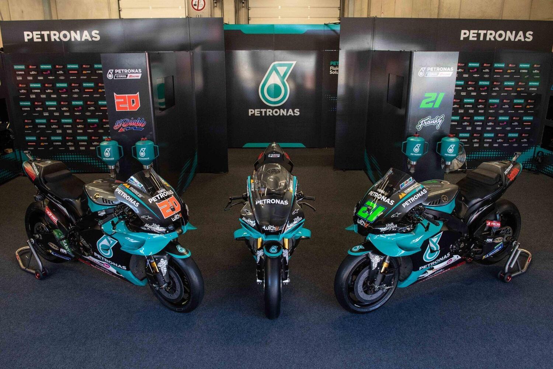 Yamaha YZF-R1 Replica Petronas MotoGP. Prezzo 56.000 euro