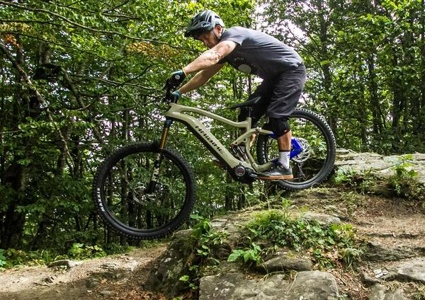 TEST Haibike All Mountain 7. Eclettica ed economica