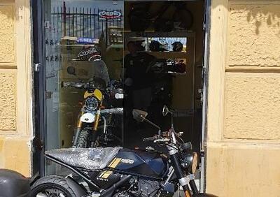Brixton Motorcycles Crossfire 500 (2020) - Annuncio 8134210