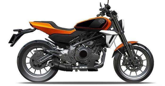 Harley-Davidson 338 R