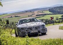 La nuova Mercedes SL (2021) è tutta AMG: auto top che sfida BMW, Jaguar, Porsche e...