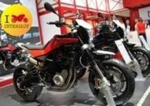 Intermot 2012: Husqvarna Nuda 900 e 900R 2013