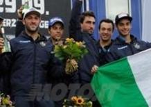 Sei Giorni 2012 - Gli Azzurri conquistano il bronzo