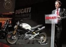 Diego Sgorbati: Il Monster resterà la porta di accesso all'esperienza Ducati
