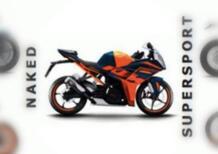 Novità 2021: KTM RC 390... o RC 490?