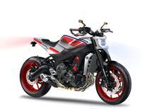 Puig: un concept rendering Yamaha RD 350 su base MT-09