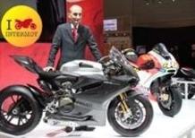 Intermot 2012: Ducati Panigale Superbike