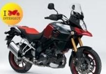 Intermot 2012: Le novità Suzuki