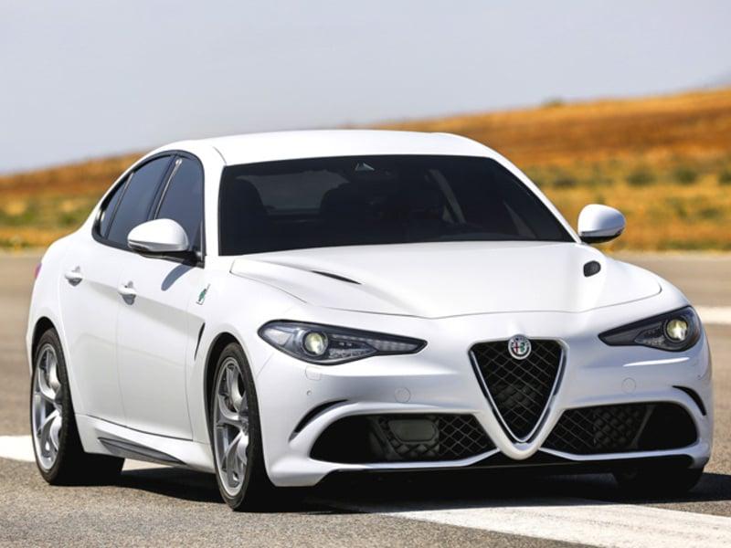 alfa romeo giulia 2.2 turbodiesel 150 cv nuove, listino prezzi