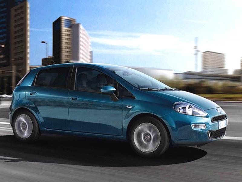 Fiat Punto 1.3 MJT 75CV 5 porte Van Easy 4 posti E5+