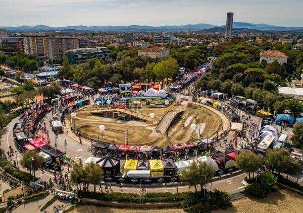Al via lItalian Bike Festival a Rimini