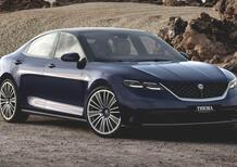 FCA (se) investe su Lancia pensando a una nuova Thema, Hybrid con sistemi condivisi Maserati?