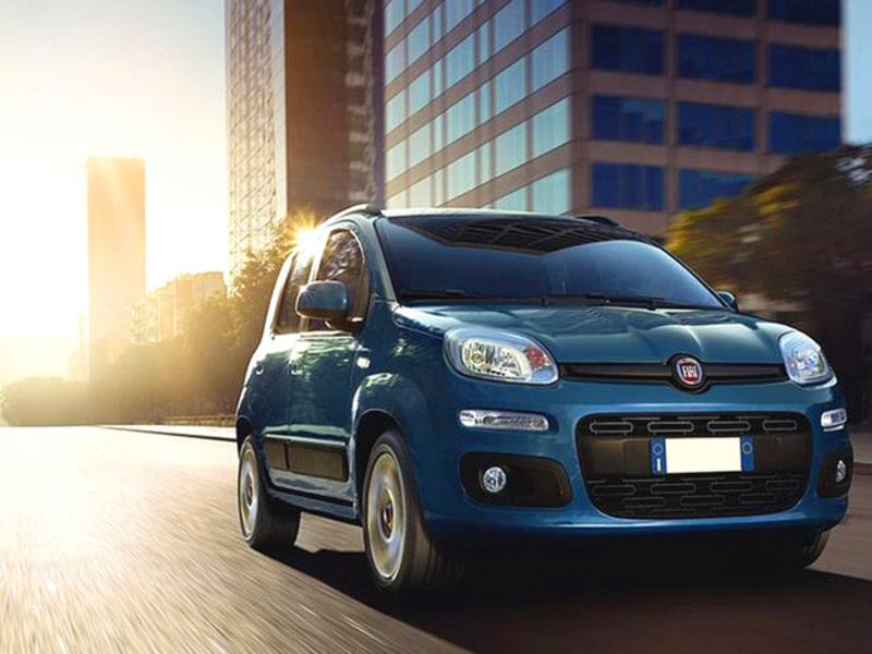 Fiat Panda 1.3 MJT S&S 4x4 Pop Climbing Van 2 posti