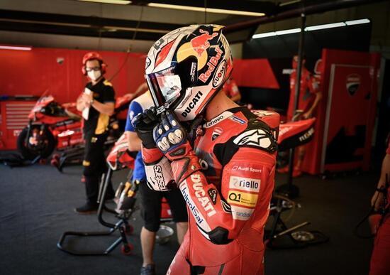 MotoGP. Andrea Dovizioso, i motivi della separazione con Ducati e le prospettive immediate