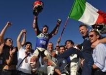 Gli Azzurri vincono il Supermoto delle Nazioni 2012