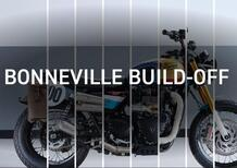 "Triumph ""Bonneville Build-off 2020"". Le special da votare"