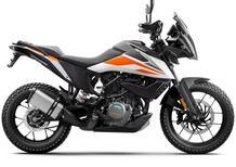 KTM in India: l'esportazione cresce grazie alla 390 Adventure