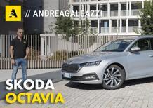 Nuova Skoda Octavia: la tecnologia spiegata da Andrea Galeazzi [video]