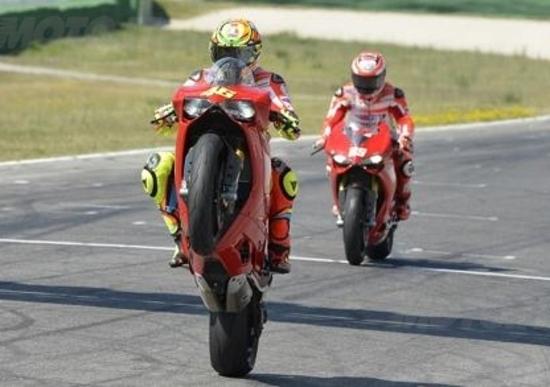 Rossi: SBK formula azzeccata