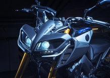 Yamaha MT-09 2021, con l'Euro-5 cresce la cilindrata?