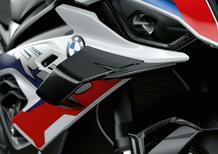 Nuova BMW M1000RR: 212 cavalli, 196 kg e aerodinamica da GP