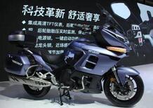 Nuova Benelli 1200 GT presentata ufficialmente in Cina