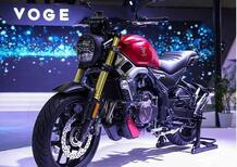 VOGE 500AC. Naked neo-sport