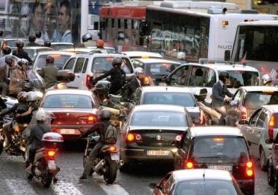 Blocco del traffico a Roma: magra consolazione da Alemanno