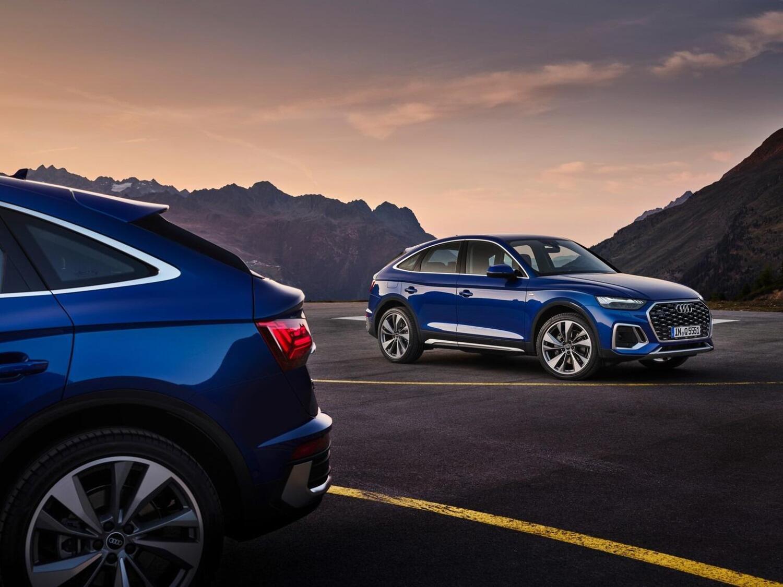 Nuova Audi Q5 Sportback 2021: SUV sportiveggiante da Mild ...