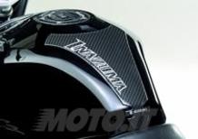 Gamma accessori Suzuki per la Inazuma 250