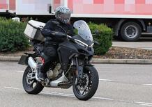 Ducati Multistrada V4, cresce la cilindrata