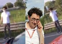 Mattia Binotto: problemi con la Alfa Romeo Stelvio Quadrifoglio! Aspetta il carro attrezzi