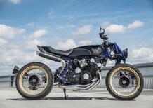 Honda CBX 1000 Wimoto Special: sei cilindri tutto monobraccio
