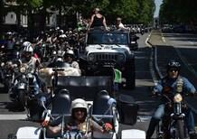 Jeep e Harley: il raduno 2016 al Mirafiori Motor Village