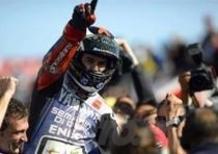 Jorge Lorenzo è Campione del Mondo 2012 MotoGP