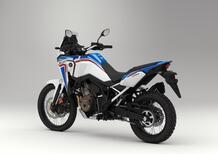 """Honda Africa Twin 2021, arriva il tricolore anche sulla """"L"""" [GALLERY]"""